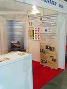 Ekspozycja na wystawie EDURA 2016 w Kielcach