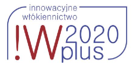 Projekt Innowacyjne Włókiennictwo 2020+
