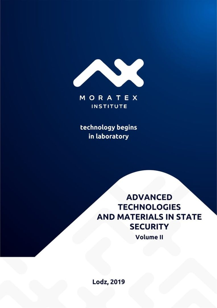Monografia: Advanced Technologies and Materials in State Security, Volume 2